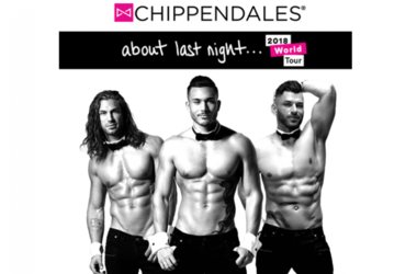 Win Tickets To Chippendales