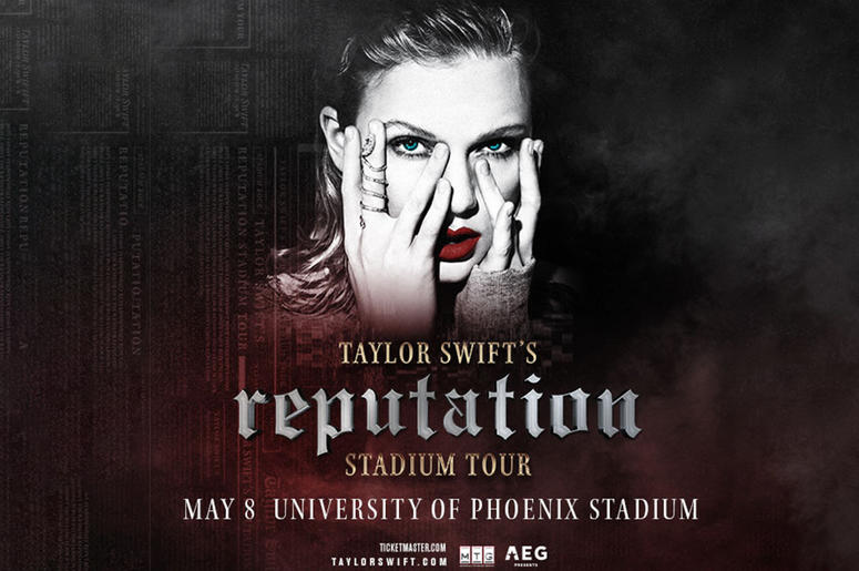 Taylor Swift Concert Ticket Contest