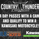 Country Thunder Contest