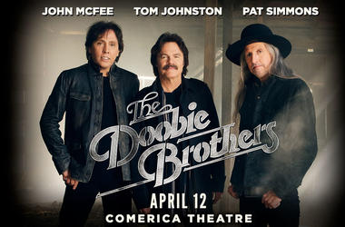 Doobie Brothers - Comerica Theatre April 12