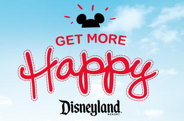 Disney Get More Happy