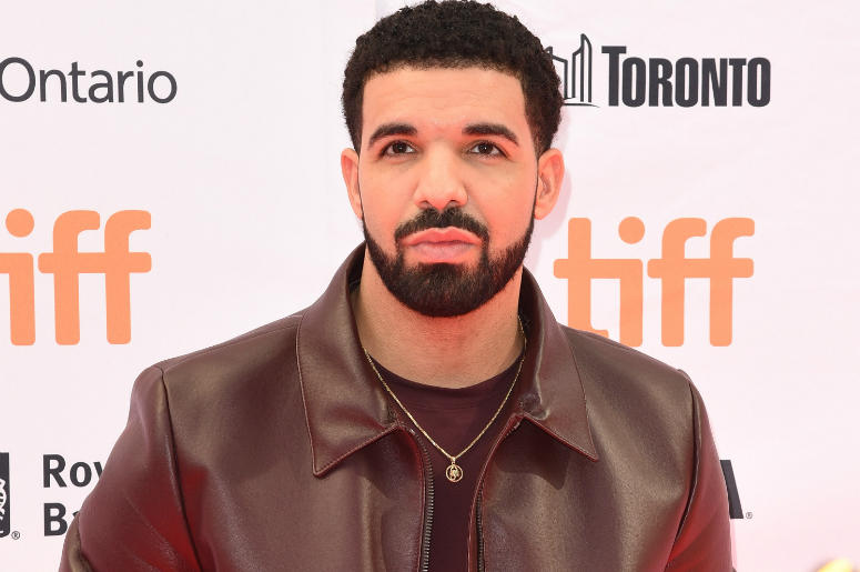 Drake attends 'THE CARTER EFFECT' premiere at the Visa Screening Room at Princess of Wales Theatre during the 2017 Toronto Film Festival on September 9, 2017 in Toronto, ON, Canada.