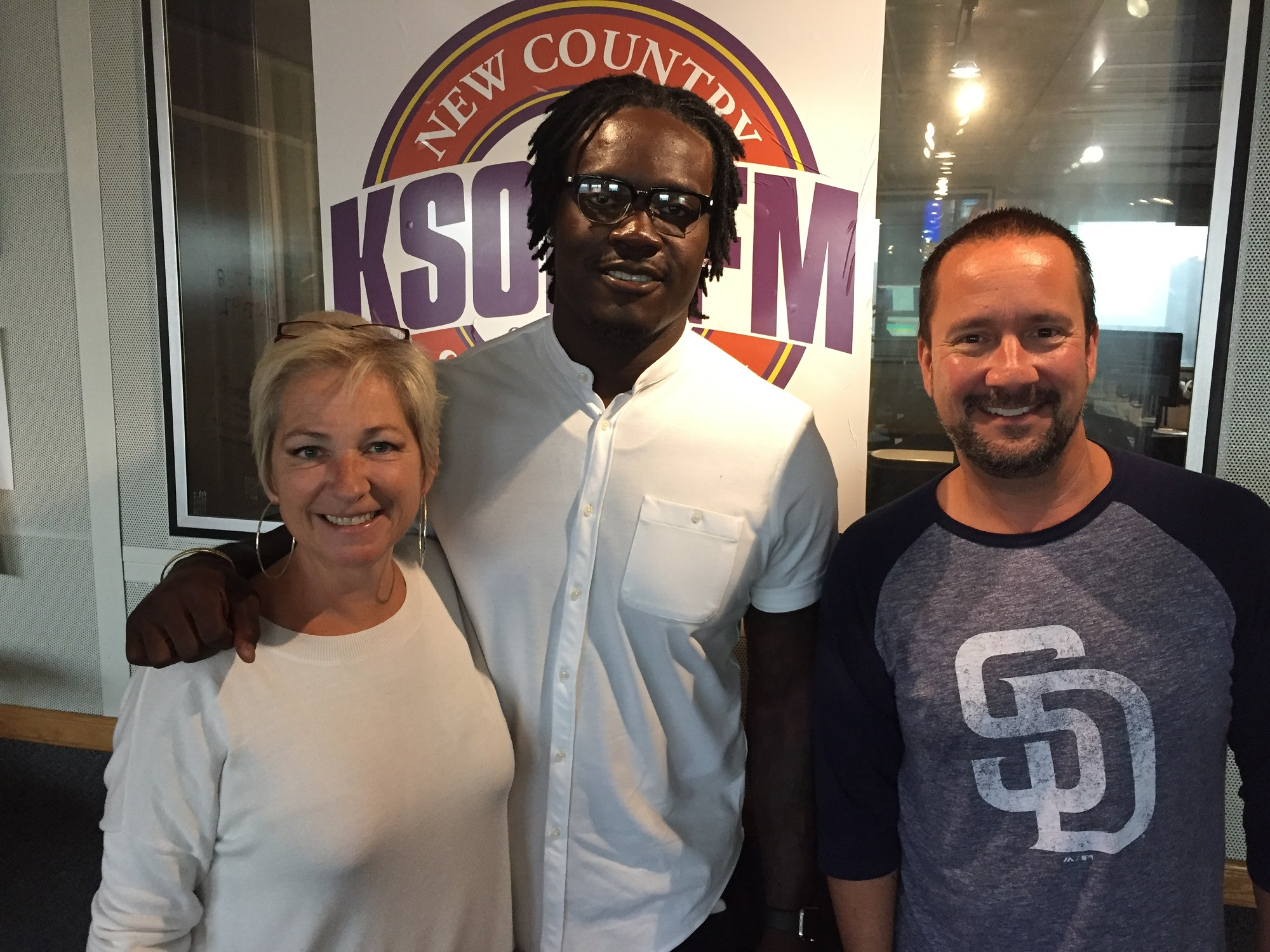 Interview San Diego Chargers Melvin Ingram KSON FM