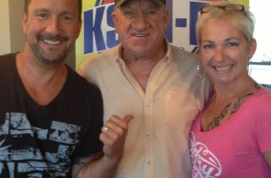 Randy Jones with John and Tammy in the Morning