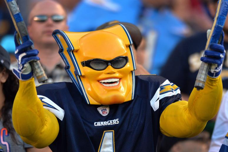 Chargers Boltman