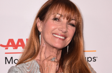 Jane Seymour poses for Playboy