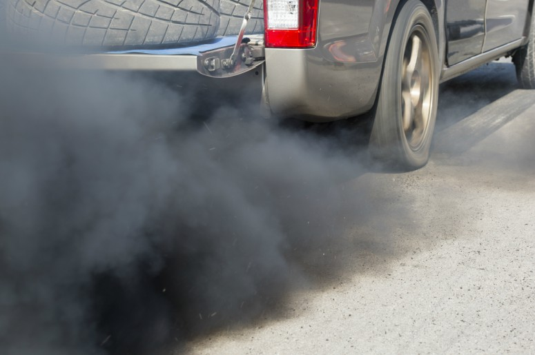 air pollution by vehicles essay