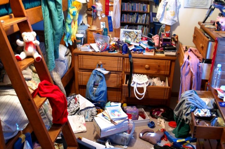 do your kids keep their room clean? | 100.3 the sound