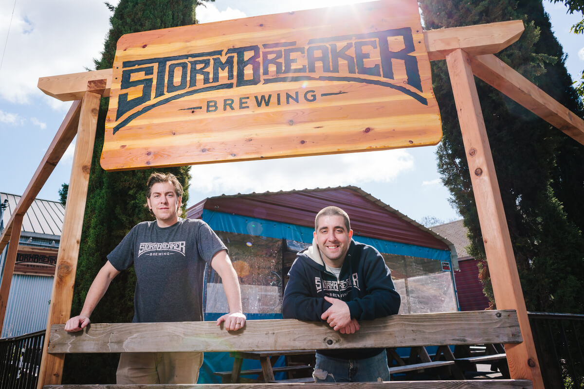 Beer Tasting in Portland – Stormbreaker Brewing