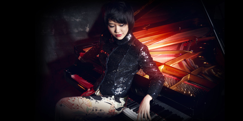 Pianist Yuja Wang to Play Two Shows in Santa Cruz