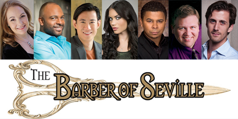 Top 10 Reasons to see THE BARBER OF SEVILLE