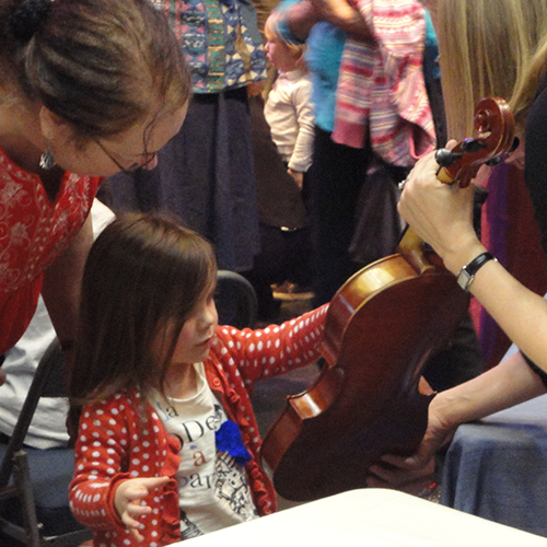 Classical Music in the Classroom SCS