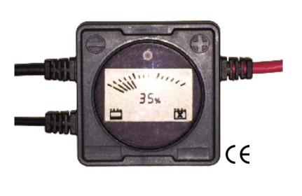 Battery Informer Low Crank Voltage Monitor