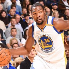 Durant's thunderous explosion shocks Oklahoma City