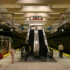 Fare gates at Muni Metro stations were affected by a suspected hack over the holiday weekend.