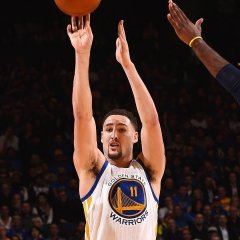 Klay Thompson erupts with 60-point outburst