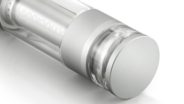 Cloudious9 Hydrology 9 marijuana vaporizer with water filter SOURCE: Courtesy of Cloudious0
