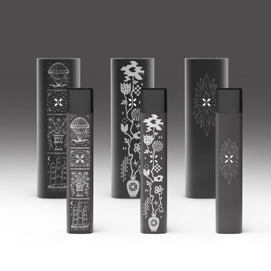 Pax Labs' new Artist Series for Pax 3 and Pax Era.