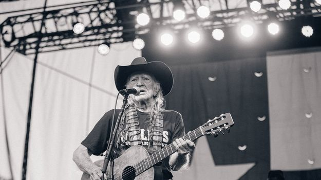Willie Nelson's got a new bag of pre-rolls