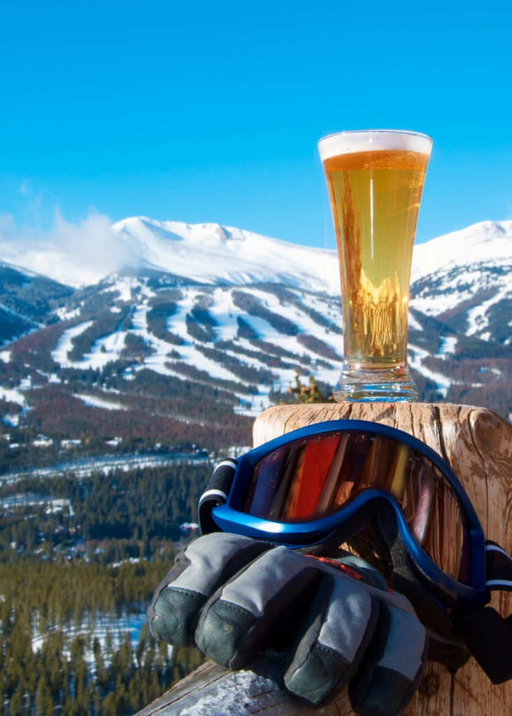 Craft brews in Breckenridge, Colorado. (Photo: Getty)