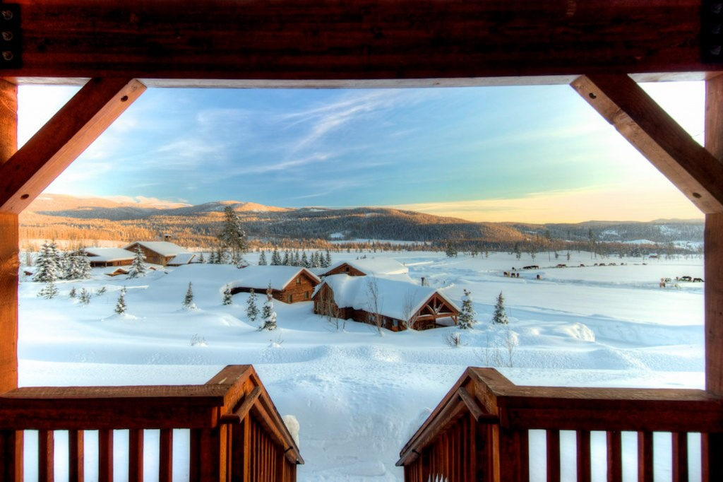 Vista Verde Ranch, located outside Steamboat Springs.