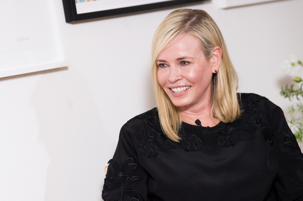 Field Guide: Chelsea Handler, 2018 in Los Angeles, California. | Photo by Emma McIntyre/Getty Images)