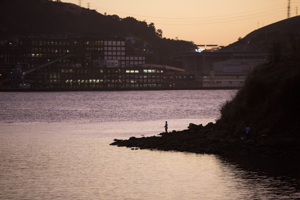 Smokespot: the view from Glen Cove Waterfront Park in Vallejo, Calif | GreenState file photo