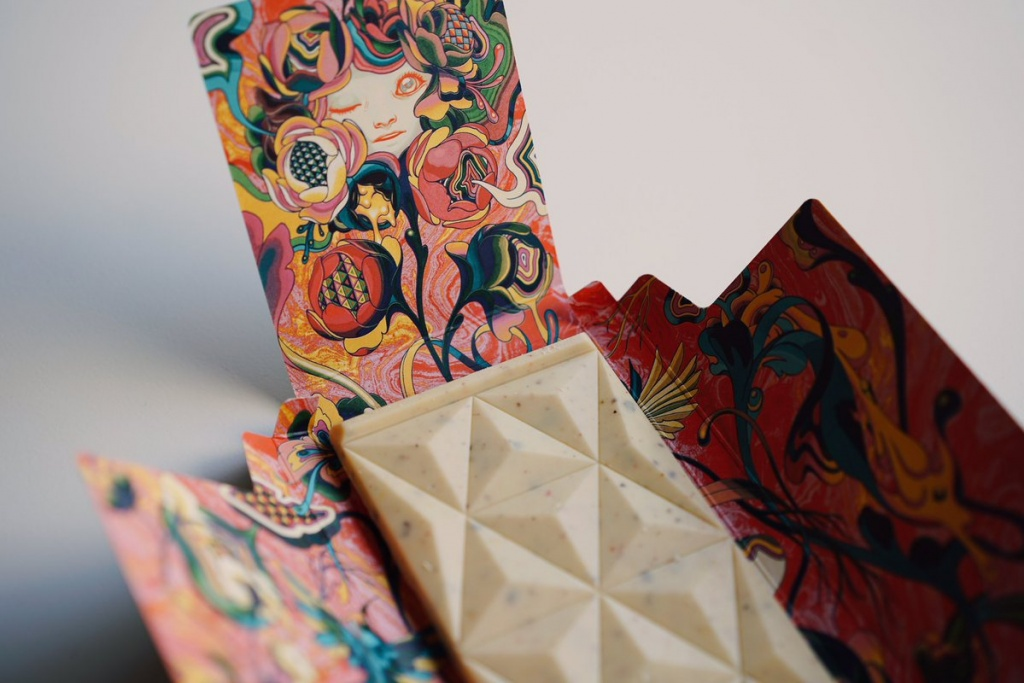 420 pick: Defonce Chocolate collaborates with artist James Jean this month.