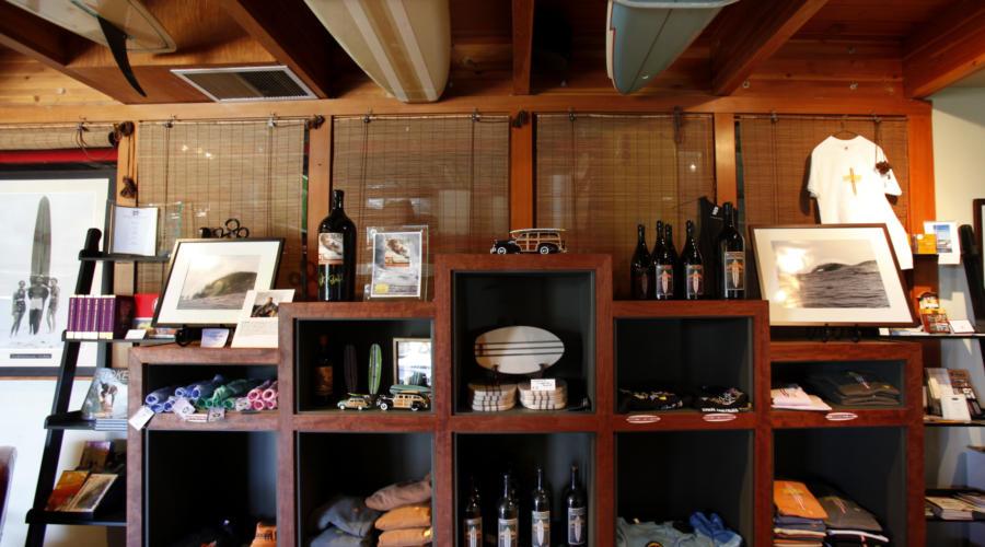 Longboard Vineyard