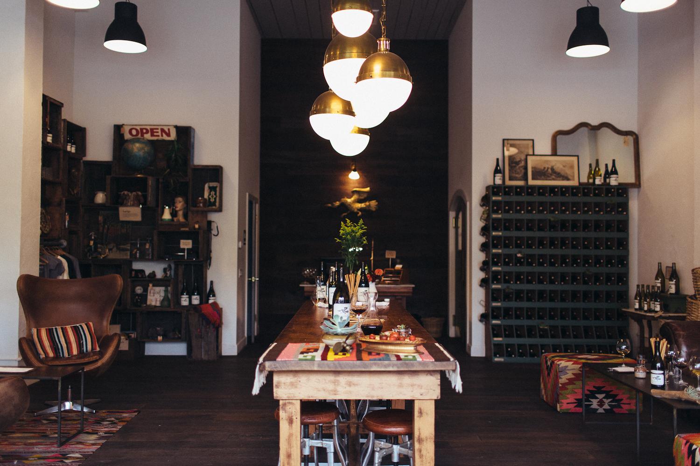 Banshee, wine, healdsburg