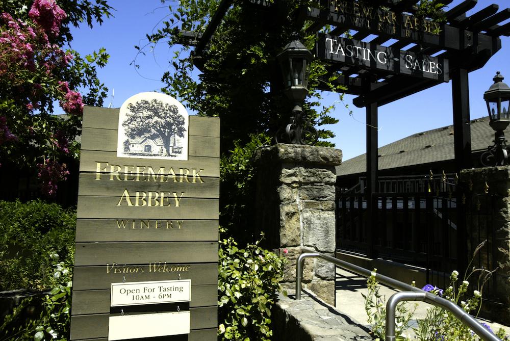 Freemark Abbey, historic, oldest, winery