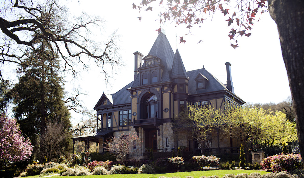 Beringer, Rhine House