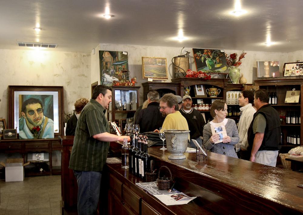 Kenwood, VJB Cellars, VJB, Glen Ellen, Sonoma County wineries, Sonoma County, wineries, tasting rooms, where to drink wine, Wine Country, California, The Press