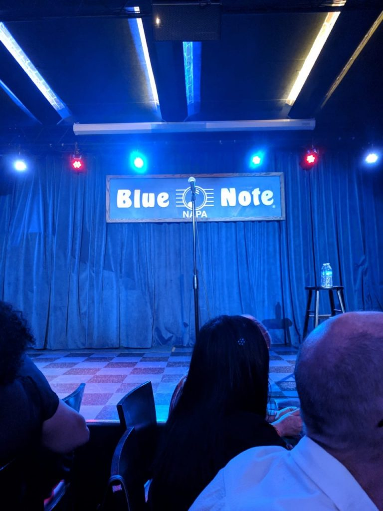 The Blue Note Napa, wine bar, jazz bar, BottleRock