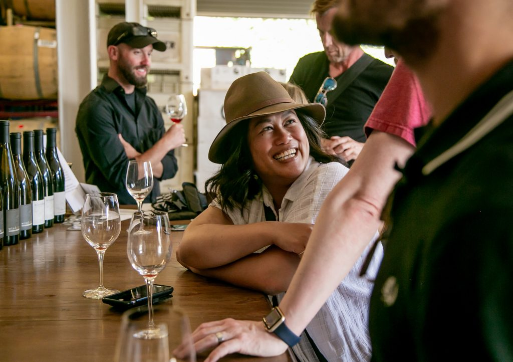 Windchaser, Berkeley, wine scene, berkeley wine tasting, California, The Pres