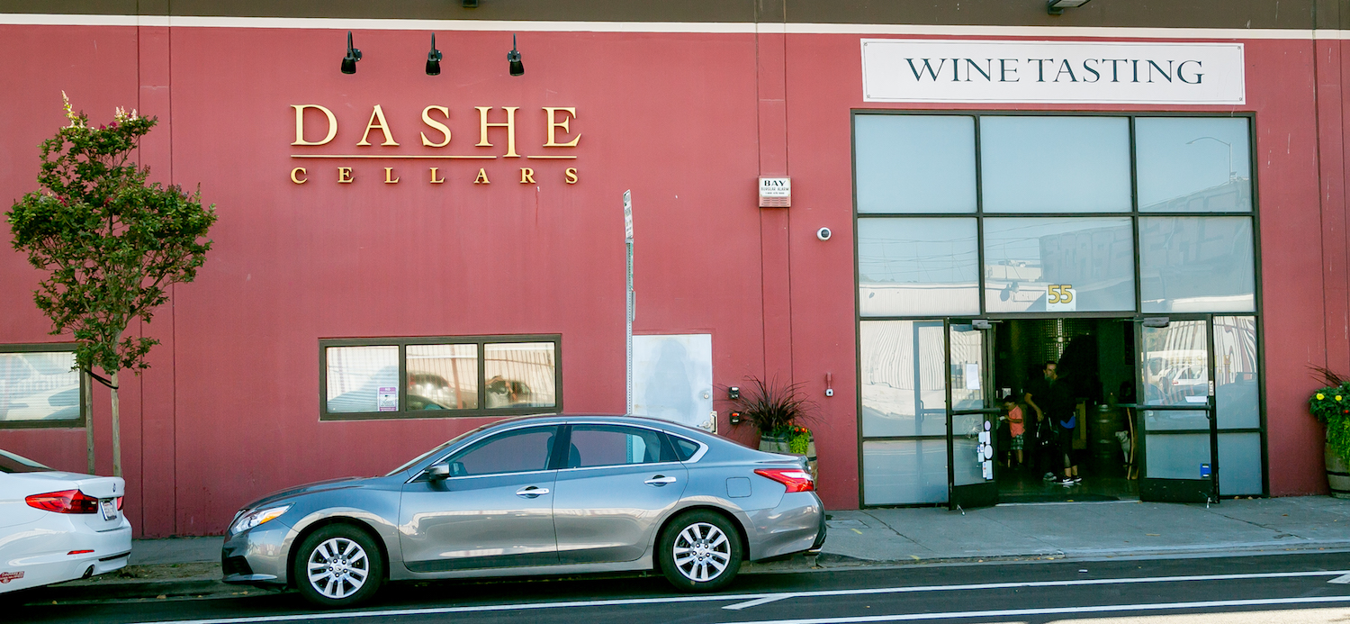 Dashe, Dashe Cellars, Oakland winery, Oakland tasting room, Oakland wine tasting, wine tasting, California, The Press