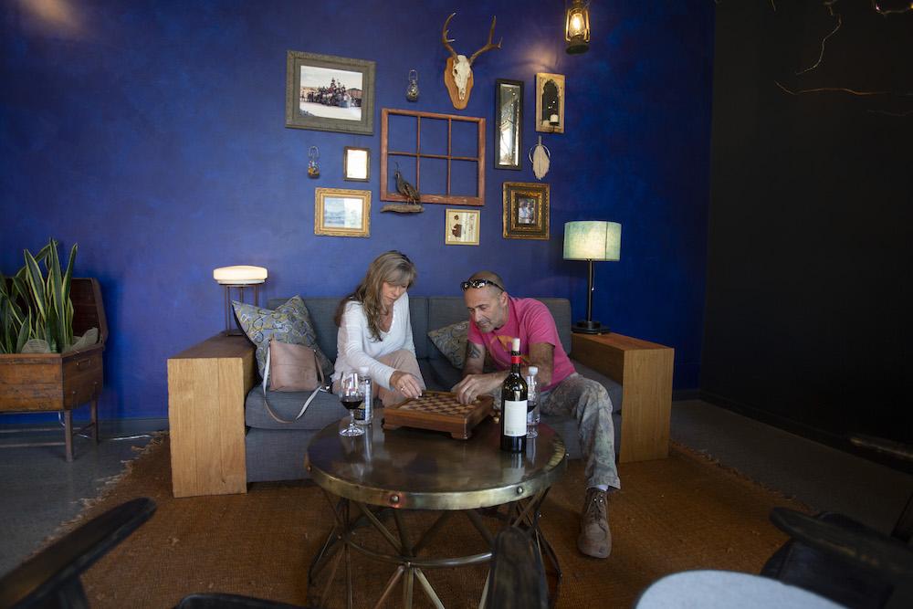 Treana, winery, Treana Winery, The Press