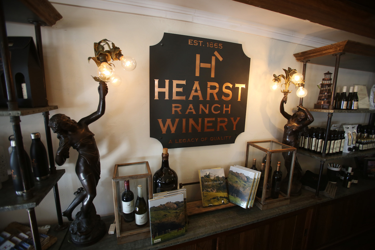 Hearst, Hearst Ranch, Hearst Ranch Winery, Paso, Paso Robles, San Luis Obispo, SLO County, San Luis Obispo wine, San Luis Obispo wineries, Paso Robles wine, Paso Robles wineries, Paso wine, Paso Robles wineries, California wine, wine country, California Wineries, The Press