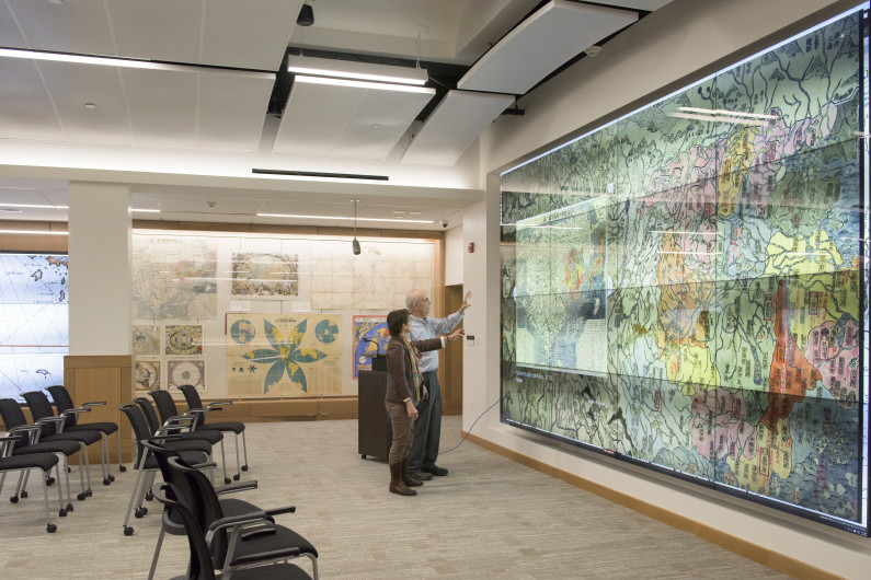 Stanfords Map Center Devoted To The joyful Exploration