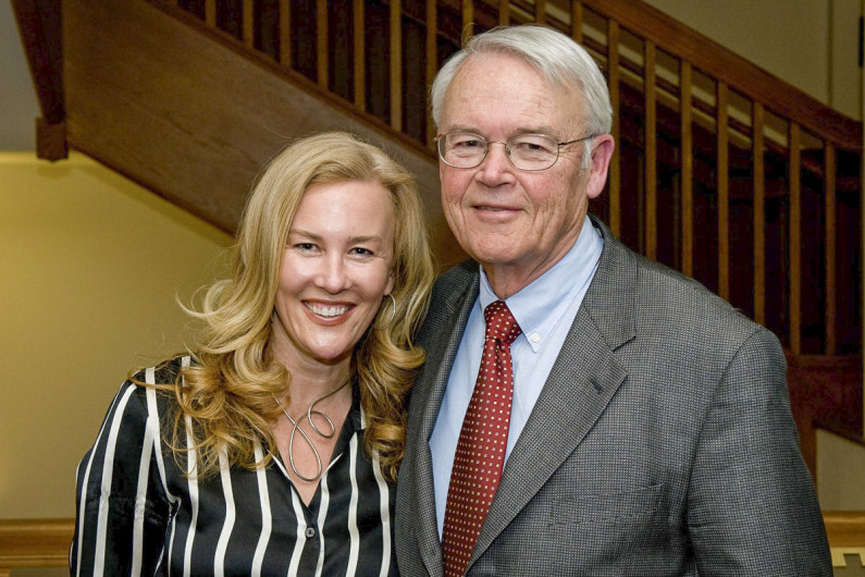 Marketing Professor Jennifer Aaker of the Graduate School of Business has co-written a new paper with her father, David Aaker, on the power of storytelling to advance a company's brand.