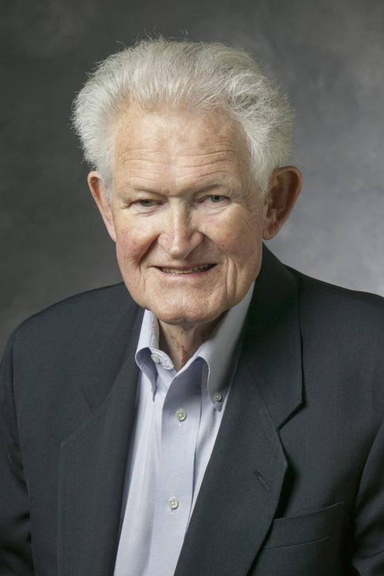 Portrait of Calvin Quate