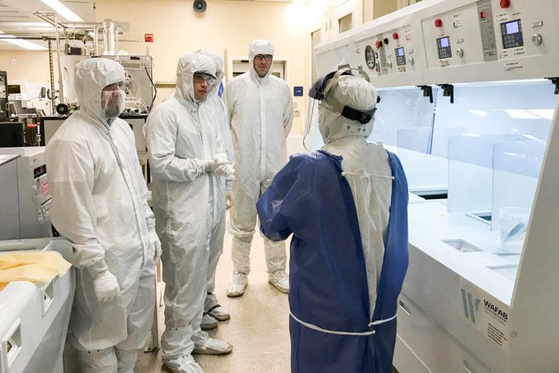 Stanford Nanofabrication Facility