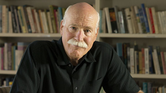 Tobias Wolff has won the Stone Award for Lifetime Literary Achievement. (Photo: Linda Cicero)
