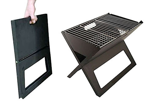 get your bbq on with a dozen innovative grills brit co. Black Bedroom Furniture Sets. Home Design Ideas