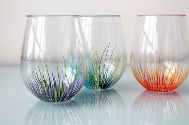 Acrylic Paint On Glass Dishwasher Safe