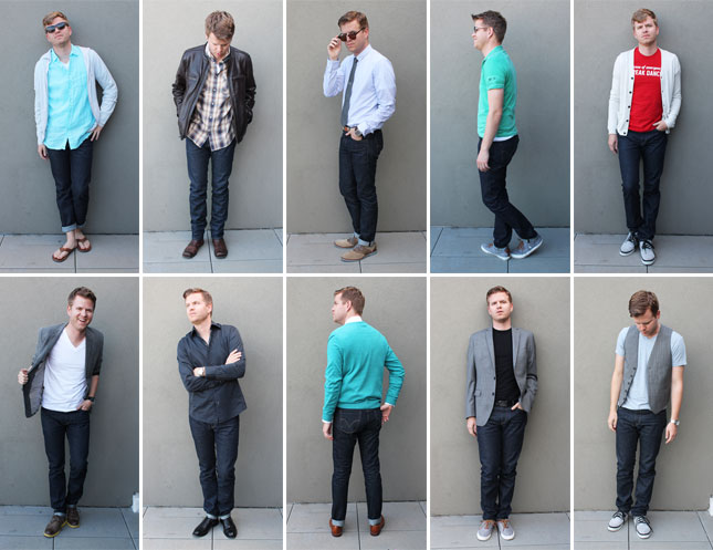 Men S Style Guide 10 Rules For Rocking Jeans Brit Co