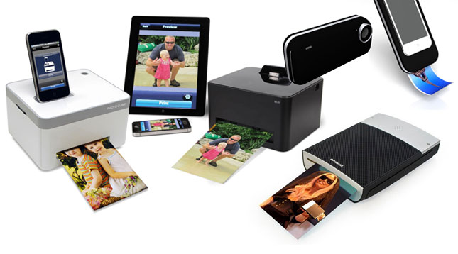 The HP Sprocket 2-in-1 does it all, but it's still sleek and lightweight with a micro SD slot for instant camera photo storage, making this portable printer the perfect sidekick.