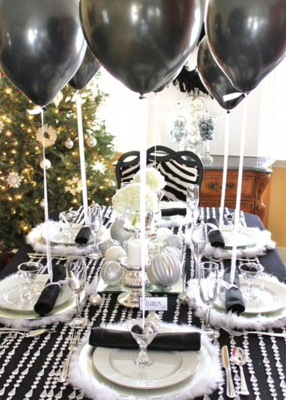 10 Chic Ideas For Winter Party D Cor Brit Co