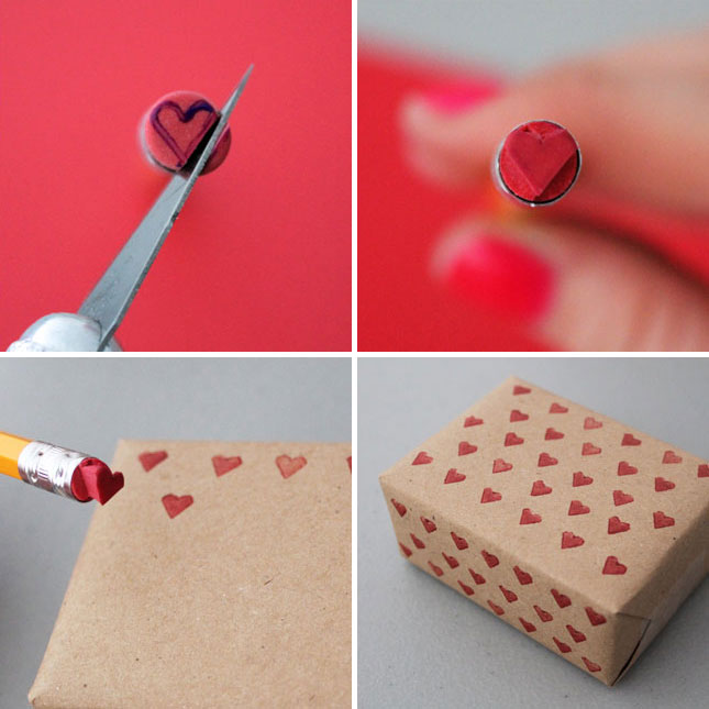 Easy DIY Gift wrapping ideas | The People And You