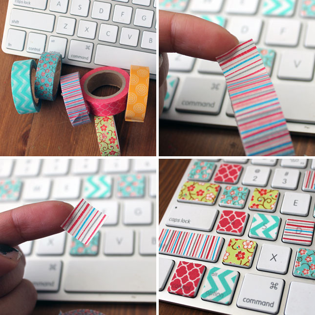 washi your workspace 8 quick diy projects brit co